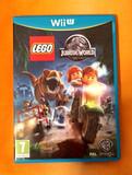 LEGO Jurassic World Wii U - foto