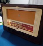Radio antigua-funciona - foto