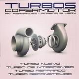 turbos nuevos reconstruido y usados - foto