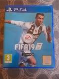 PS4 FIFA 19 - foto