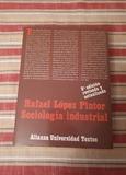 SOCIOLOGÍA INDUSTRIAL DE RAFAEL LÓPEZ - foto