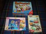 puzzles infantiles varios - foto