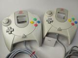 Lote 2 mandos originales Dreamcast - foto