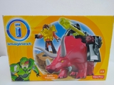 Triceratops de Imaginex - Fisher Price - foto