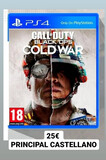 CALL OF DUTY COLD WAR DIGITAL PS4-PS5 - foto