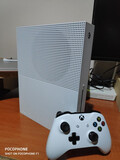 Xbox One S 1Tb + 3 juegos - foto