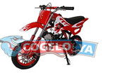 MINI MOTO CROSS PITBIKE 49CC NIÑOS - foto