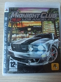 midnight club los ángeles PS3 - foto
