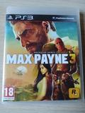 max Payne 3 PS3 - foto