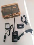 Yaesu FT70DR con accesorios - foto