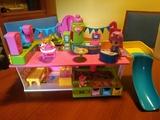 Pin y pon baby party - foto