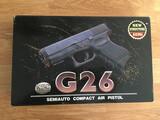 Glock 26 KSC metal - foto