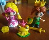 Pin y pon prÍncipe y princesa - foto