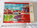 Juego de Trenes PERMA TRAIN de ESPAÑA - foto