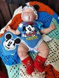 muñecos bebés reboneados - foto