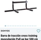 Barra de tracción cross training - foto