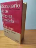 DICCIONARIO ALEMÁN-ESPAÑOL SLABY GROSSMA - foto