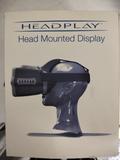 """Gafas Headplay HD 7\"""" 5.8GHz 40CH FPV - foto"""
