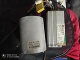 motor eléctrico 4500rpm - foto