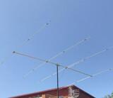 vendo antena sirio 27 4 para 10 y 11 mts - foto