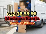 MUDANZAS BARATAS EN POZUELO DE ALARCON - foto
