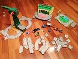 Estación de tren de Thomas y sus amigos - foto