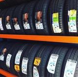 ventas de neumáticos - foto