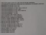 Materiales electricos - foto