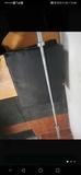 barra crossfit olimpica 220cm 20kg - foto