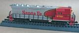 Locomotora Bachmann Santa Fe (Escala N) - foto