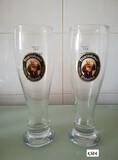 Vaso copa cerveza Franziskaner - foto