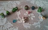 10 figuritas miniatura - foto