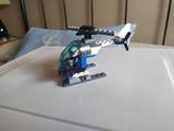 Helicóptero Lego - foto
