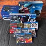 PlayStation 4 500 GB + PlayStation VR - foto