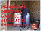 LEGALIZACION DEPOSITO GASOIL - foto