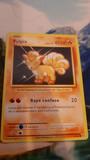 Se vende carta pokemon vulpix - foto