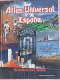 ATLAS UNIVERSAL Y DE ESPAÑA (1989) - foto
