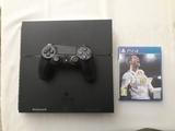 PS4 con mando el GTA 5 Y Fifa 18 - foto