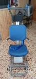 silla sube escaleras - foto