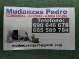 Servicio24h mudanzas Vigo Madrid  - foto