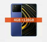 "Poco m3 4/128gb 6.53\"" azul global nuevo - foto"