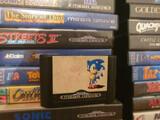 Sonic sega megadrive - foto