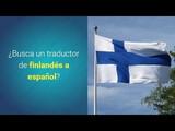 Servicio de Traducciones Finés - foto