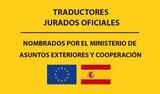 Traductores jurados oficiales de inglés - foto