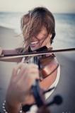 violinista barato - foto