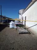 Desamiantado instalaciones con uralita - foto