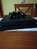 PS4 FAT DE 1TB + Dualshock 4 - foto
