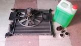 R19 Radiador c ventilador y refrigerante - foto