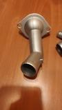 Kit tuberías de aluminio VW golf iv 1.8t - foto