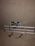 portabicicletas rueda portón trasero - foto
